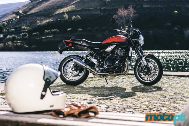 Kawasaki Z900RS review