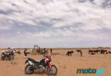 180518 Honda Africa Twin Epic Tour Marrocos