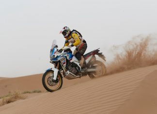 Honda Epic Tour Morocco 2018 Day 5