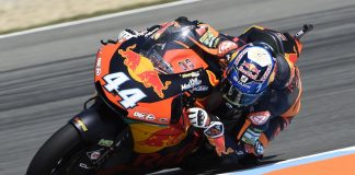 Miguel Oliveira GP Rep Checa qualif