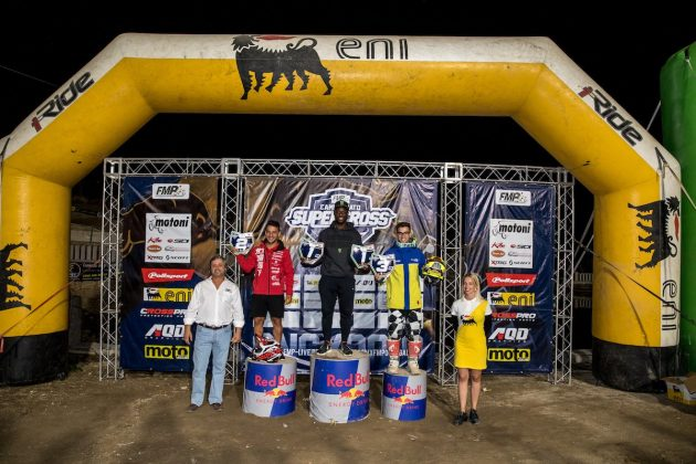 Nac SX Lousada Podio Final Elite