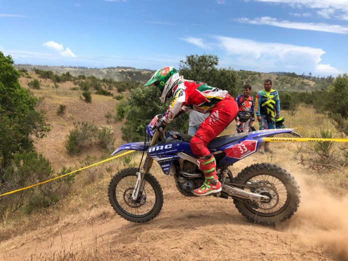 ISDE 2018 day 2 Rui Gonçalves