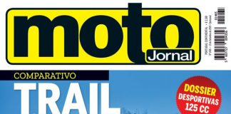 Capa Revista Motojornal