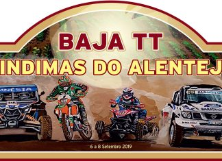 Baja TT Vindimas do Alentejo